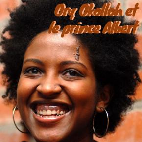 Ory Okolloh et la confusion des protocoles chez le Prince Albert (un prix pour Ushahidi au Forum média 2010 deMonaco)