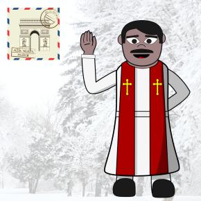 En latin d'église, 'ressource humaine' se dit 'fideidonum'