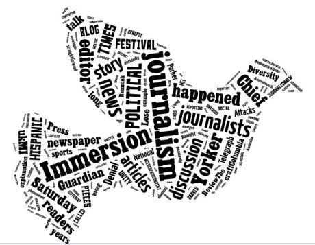The Dove of Journalism