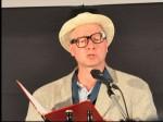 """Michael Ruschke, directeur de cabaret satirique : """"Somit war Frau Karine Gantin im Vorfeld und während der Tourneen ein Garant für den Erfolg der Veranstaltungen für die Zuschauer als auch für die Akteure…"""""""