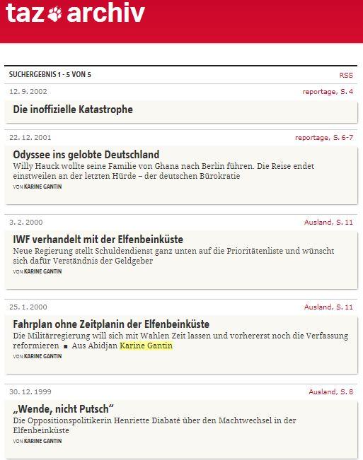 TAZ_Archiv_List