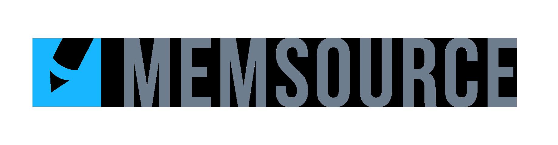Memsource logo